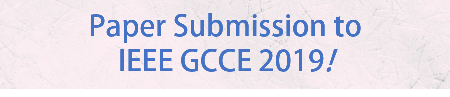 IEEE GCCE 2019